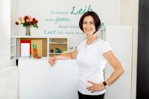 Physiotherapeutin und Heilpraktikerin Katharina Koch-Schulte